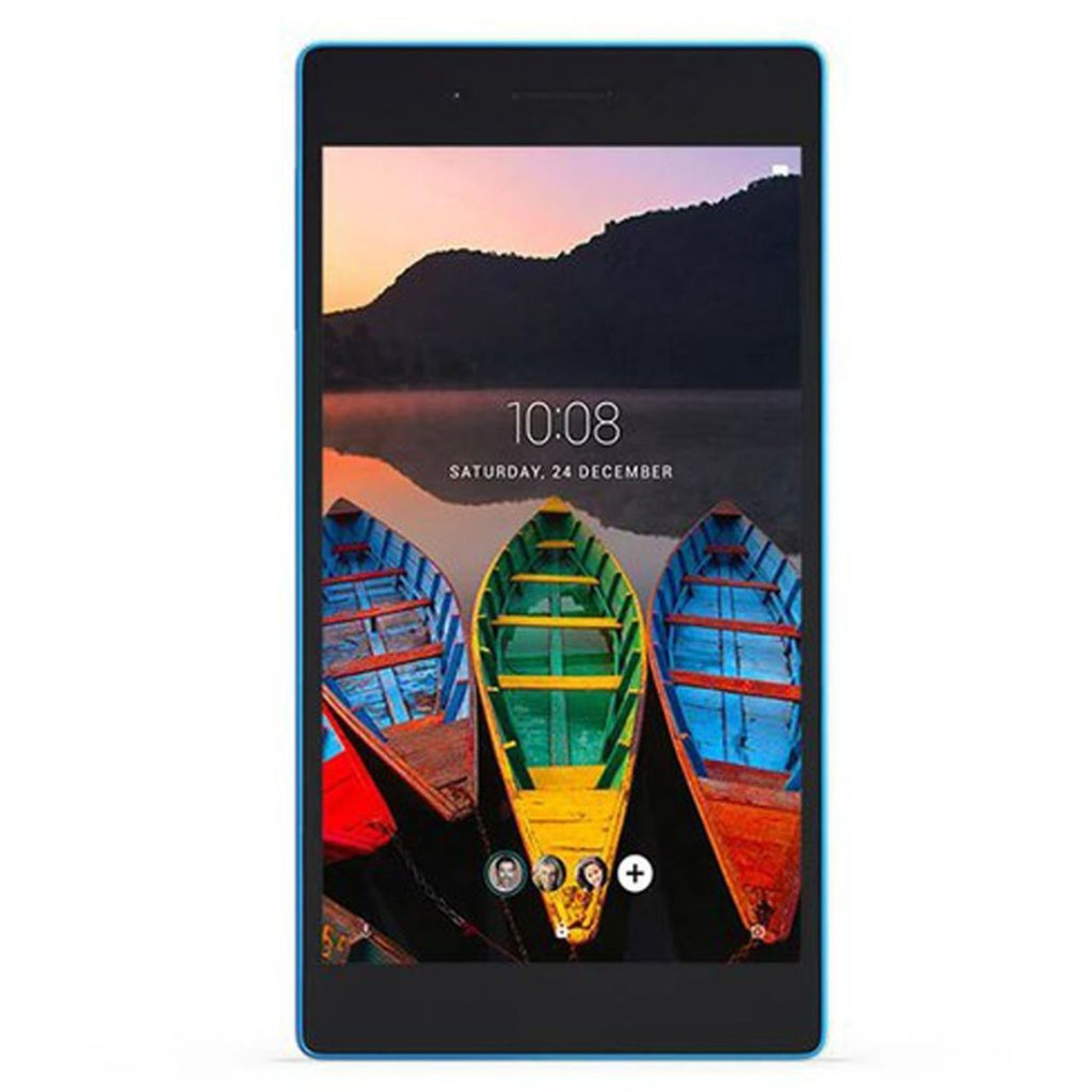 Lenovo Tab3 730M, 7.0 Inch, 2GB+16GB, Android 6.0 MTK8735P Quad Core 1.0GHz, Network: 4G, WiFi, GPS, BT(Black)