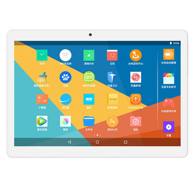 Teclast X10 Quad Core, 10.1 Inch, 1GB+16GB, 3G Phone Call, Android 6.0, MTK6580 Quad Core