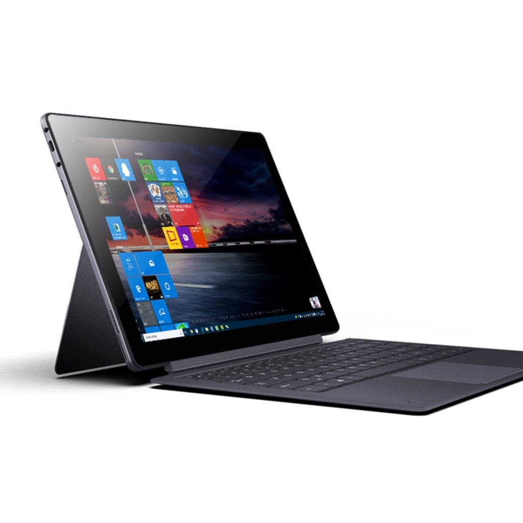 ALLDOCUBE KNote 8 i1301 Tablet, 13.3 inch, 8GB+256GB, Windows 10 System, Intel Kabylake 7Y30 Dual Core Up to 2.6GHz, without Keyboard, Support TF Card & Bluetooth & WiFi(Black+Grey)