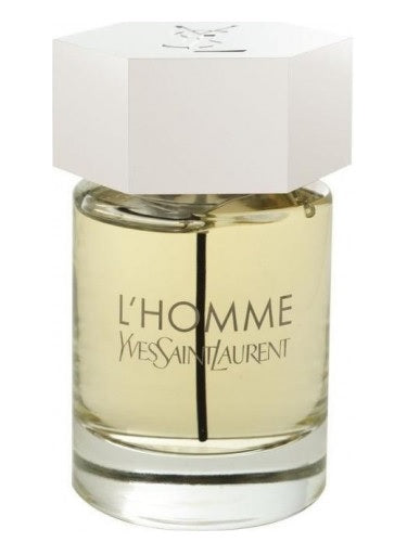 Yves Saint Laurent LHomme Men EDT 100ml
