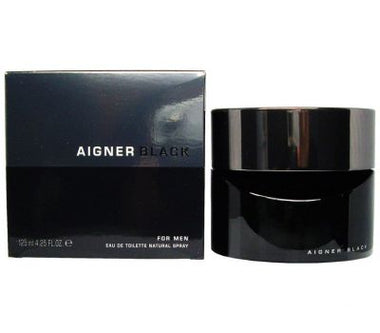 Aigner Black for Men 125ml
