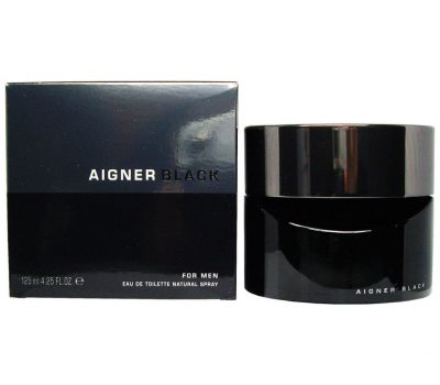 Aigner Black for Men by Etienne Aigner - 125 ml