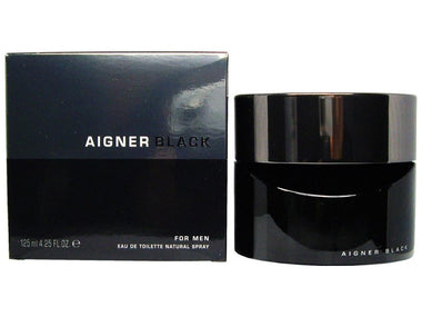 AIGNER BLACK MEN EDT 125ML