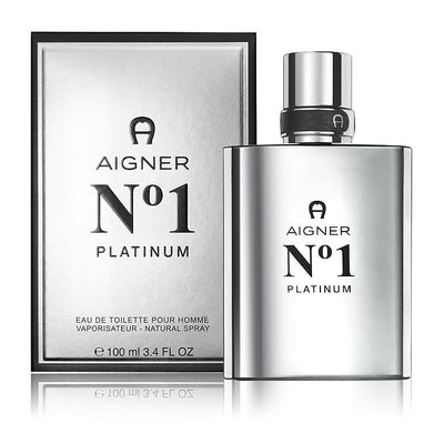 AIGNER NO1 PLATINUM MEN EDT 100ML