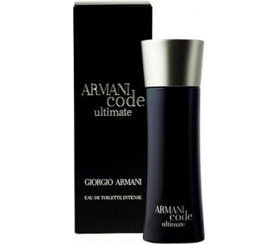 GIORGIO ARMANI ARMANI CODE ULTIMATE MEN EDT 75ML