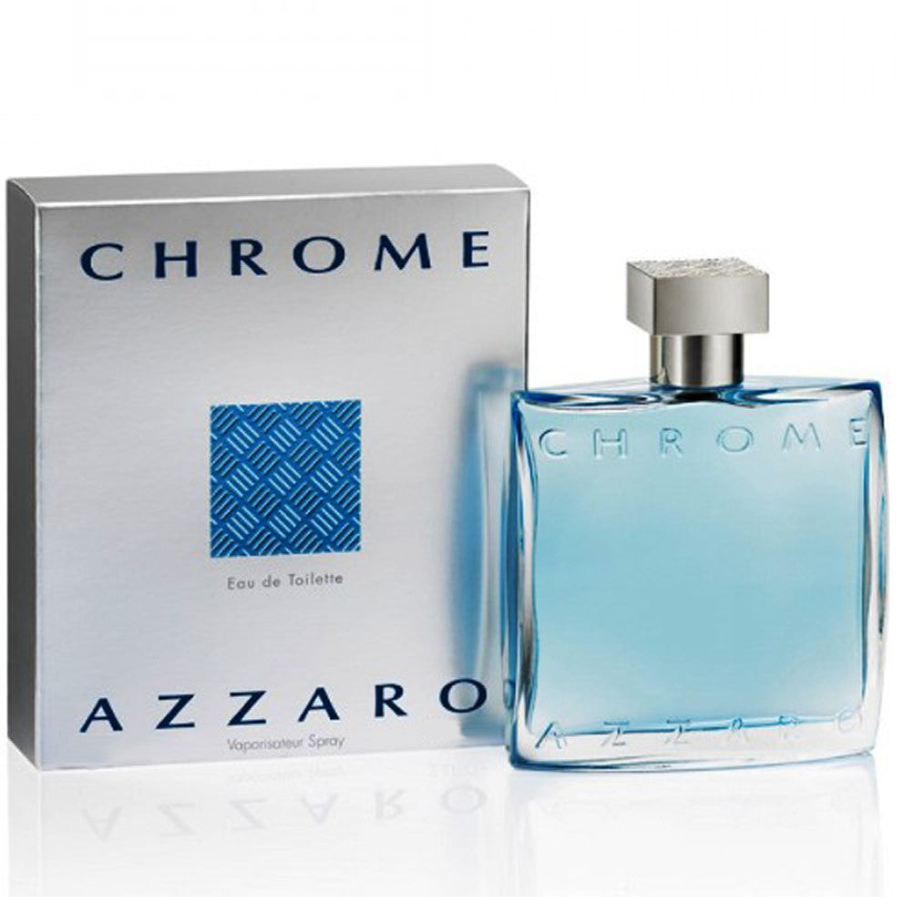 Buy Azzaro Chrome EDT for Men, 200ml Online