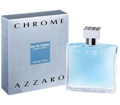 Azzaro Chrome for Men EDT 100ml
