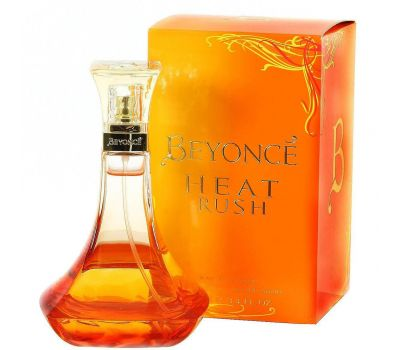 Beyonce Heat Rush EDT Spray For Women 100mL