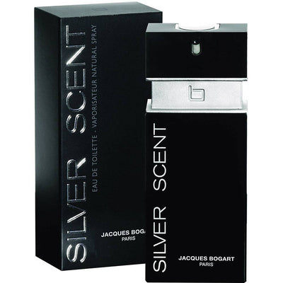 Jacques Bogart Silver Scent Men EDT 100ml