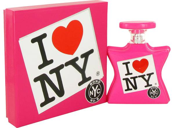 Bond No. 9 I Love New York Rose Women EDP 100ml