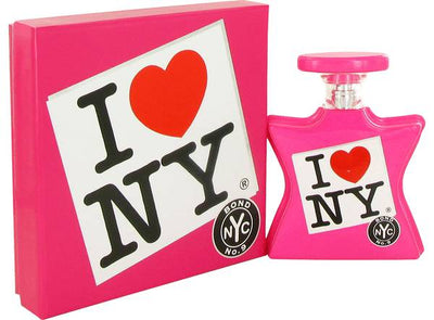 BOND NO 9 I LOVE NEW YORK ROSE WOMEN EDP 100ML