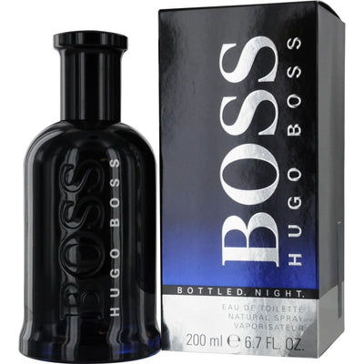 HUGO BOSS BOTTLED NIGHT MEN EDT 200ML