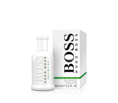 HUGO BOSS BOTTLED UNLIMITED MEN EDT 100ML