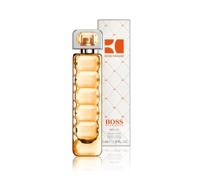 HUGO BOSS ORANGE WOMAN EDT 75ML