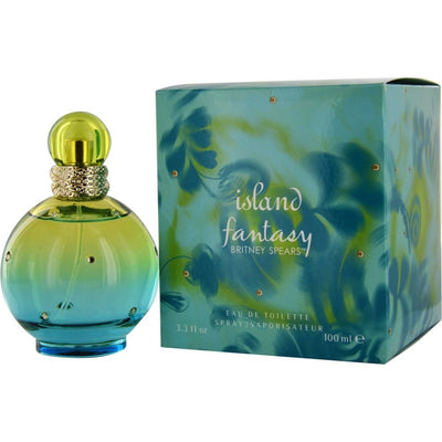 Britney Spears Island Fantasy Women EDT 100ml