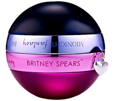 BRITNEY SPEARS MIDNIGHT FANTASY TWIST WOMEN EDP 100ML