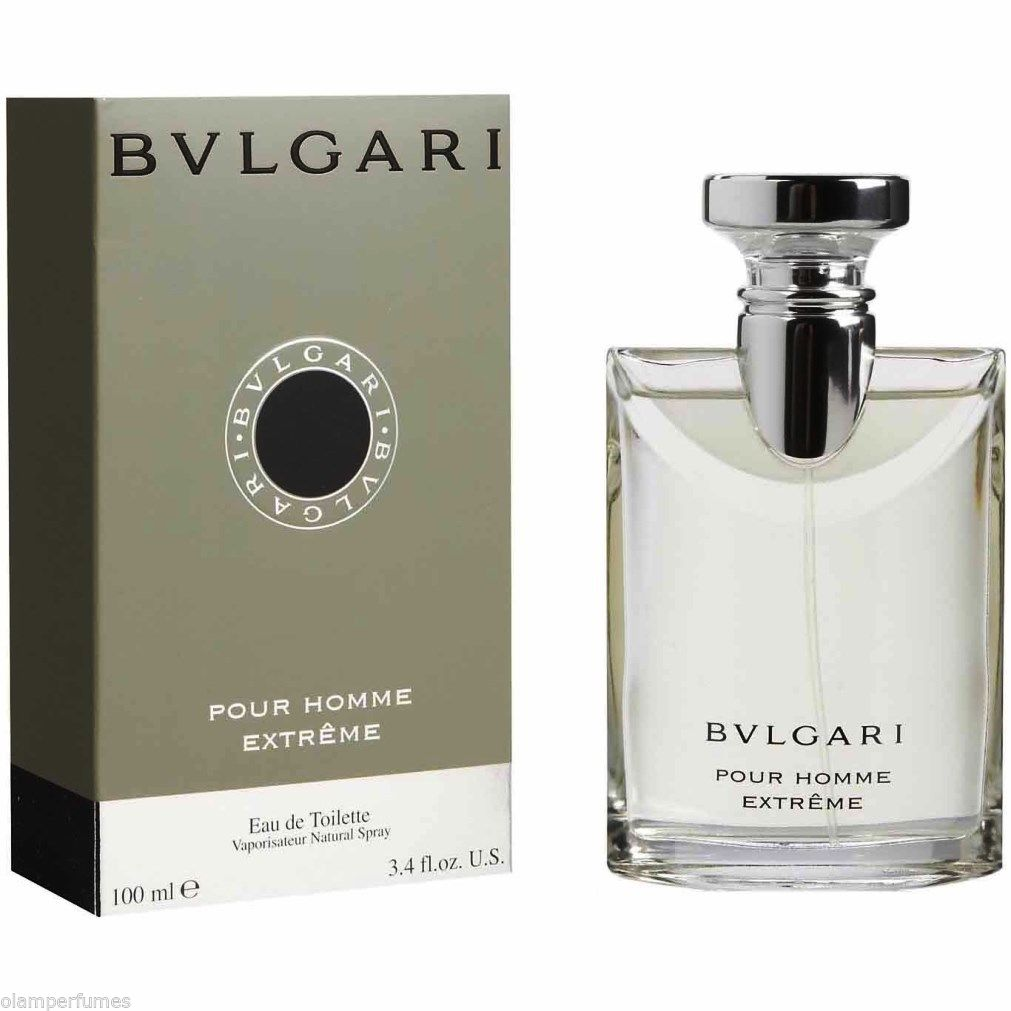 Bvlgari for Extreme Men EDT 100ml