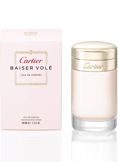 CARTIER BAISER VOLE WOMEN EDP 100ML