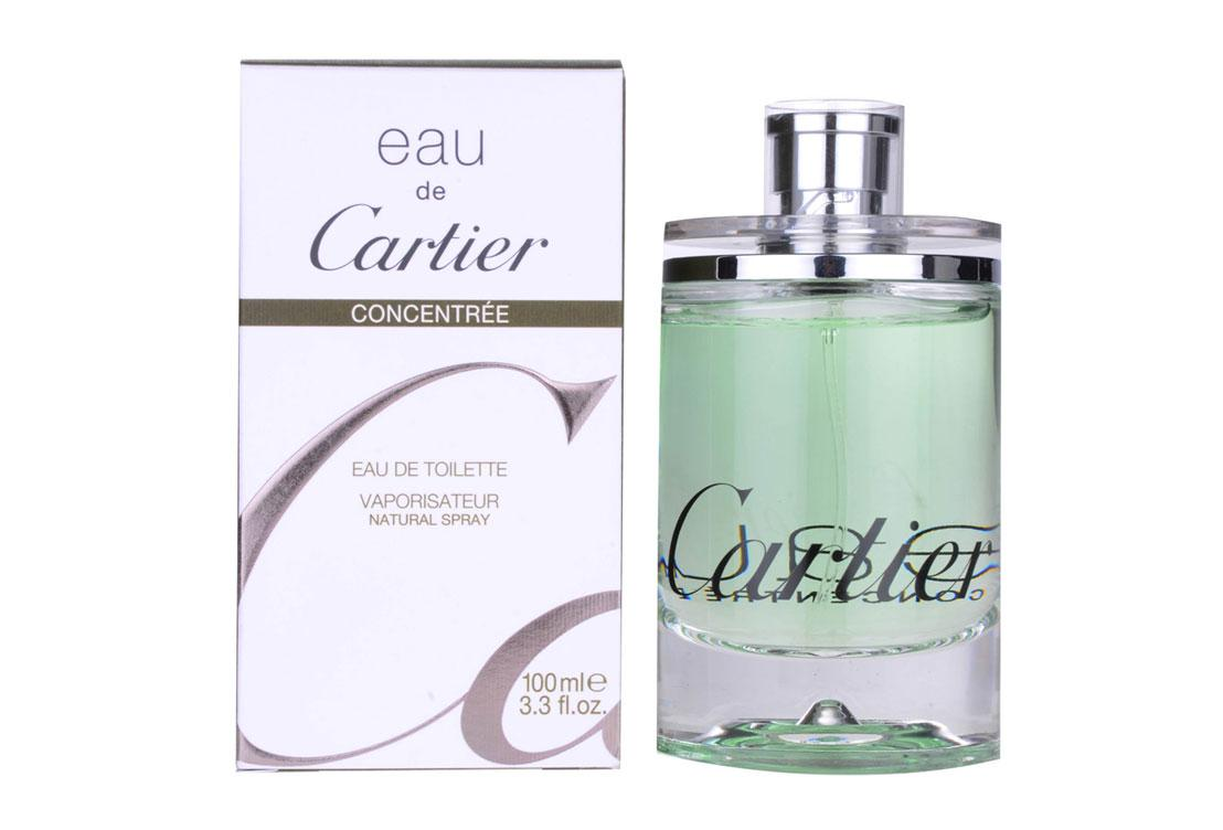 CARTIER EAU DE CARTIER CONCENTREE UNISEX EDT 100ML