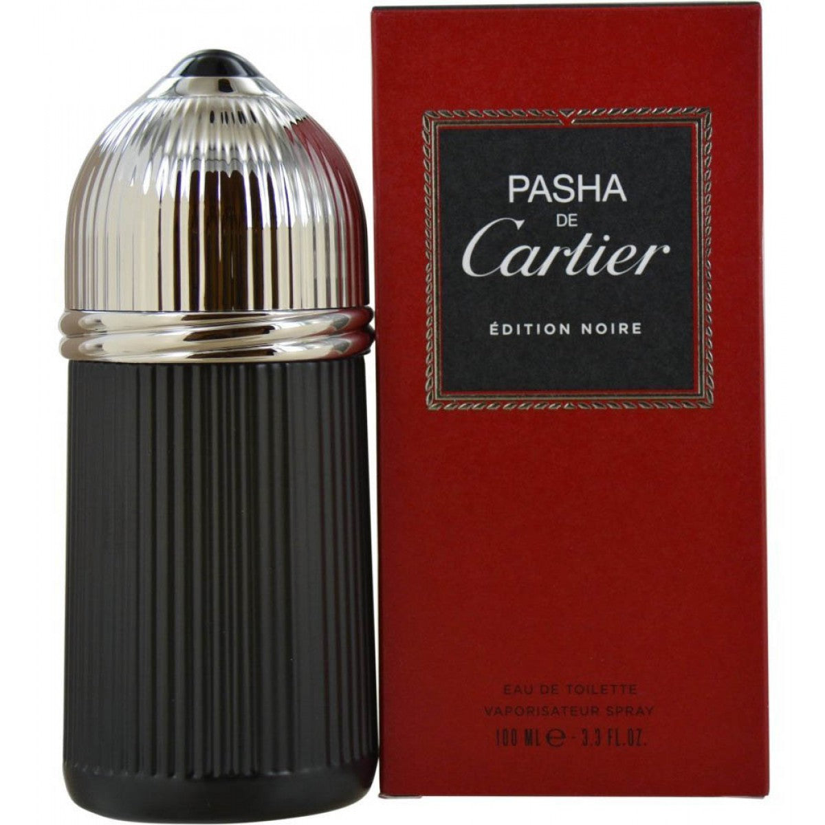 CARTIER PASHA NOIRE EDITION MEN EDT 100ML