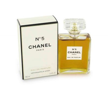 CHANEL NO 5 WOMEN EDP 100ML