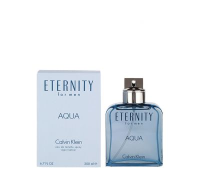 Calvin Klein  CK Eternity Aqua Men EDT 200ml