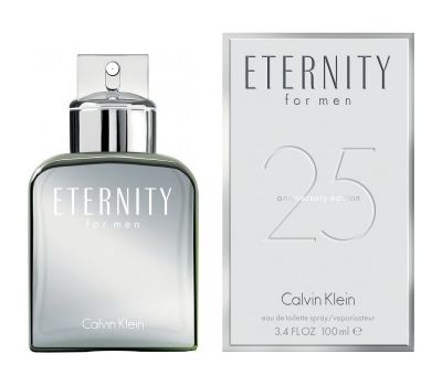 Calvin Klein  Eternity 25th Anniversary Men EDT 100ml