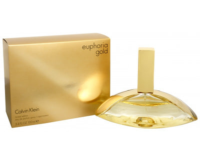 CALVIN KLEIN  EUPHORIA GOLD WOMEN EDP 100ML