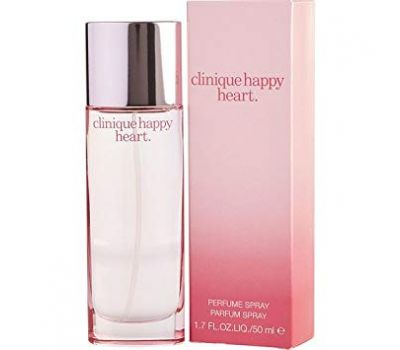 CLINIQUE HAPPY HEART WOMEN EDT 50ML