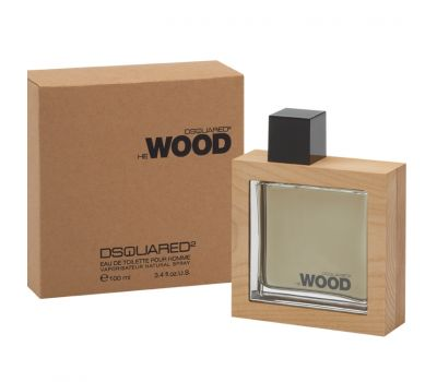 DSQUARED2 HE WOOD ROCKY MOUNTAIN WOOD MEN EDT 100ML