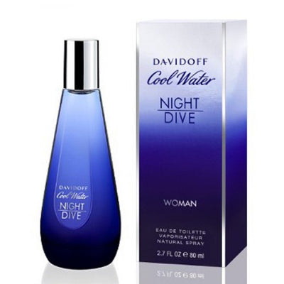 Davidoff Cool Water Night Dive Women EDT 80ml