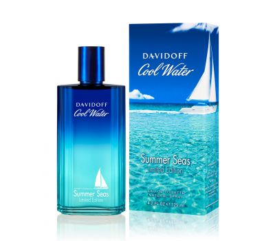 DAVIDOFF COOL WATER SUMMER SEAS LIMITED EDITION WOMEN EDT 100ML