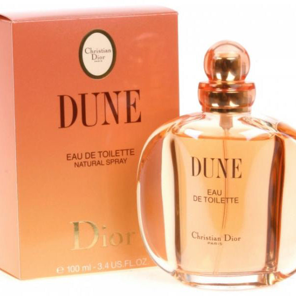 DIOR DUNE WOMEN EDT 100ML
