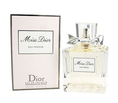 DIOR MISS DIOR EAU FRAICHE WOMEN EDT 100ML