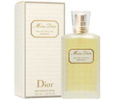 DIOR MISS DIOR ORIGINALE WOMEN EDT 100ML