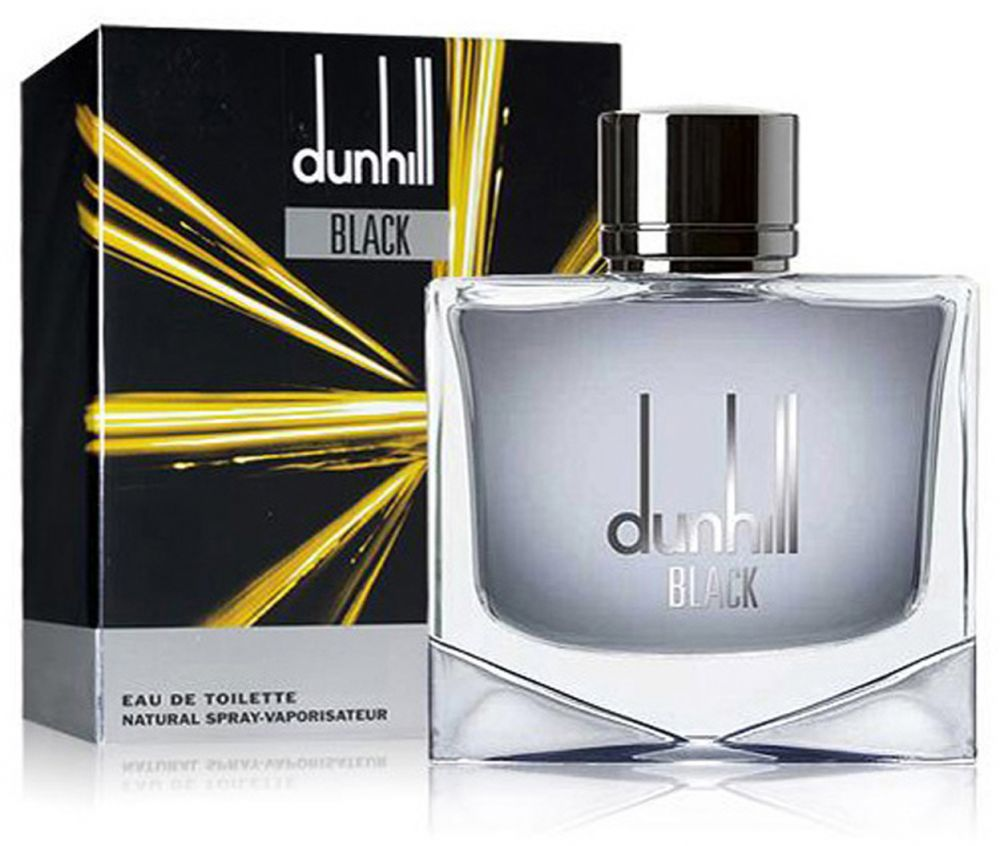DUNHILL BLACK MEN  EDT 100ML