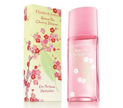 ELIZABETH ARDEN GREEN TEA CHERRY BLOSSOM WOMEN EDT 100ML