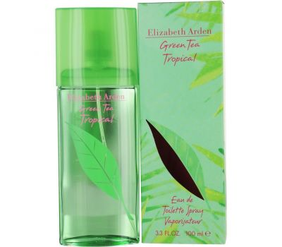 ELIZABETH ARDEN GREEN TEA TROPICAL WOMEN EDT 100ML