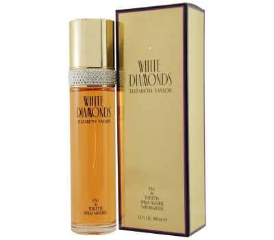 Elizabeth Taylor White Diamonds Women EDT 100ml