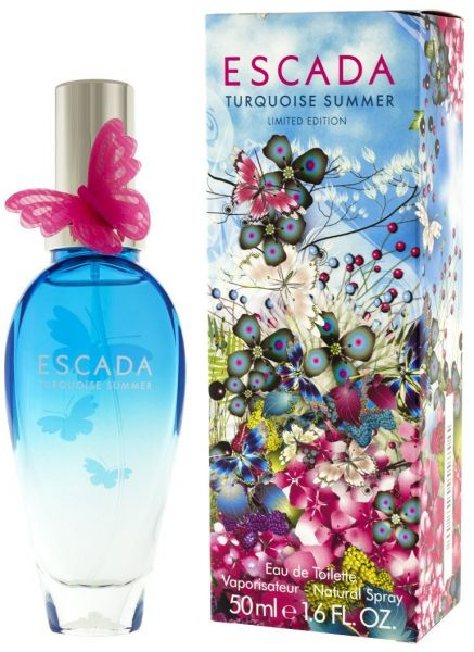 ESCADA TURQUOISE SUMMER WOMEN EDT 50ML