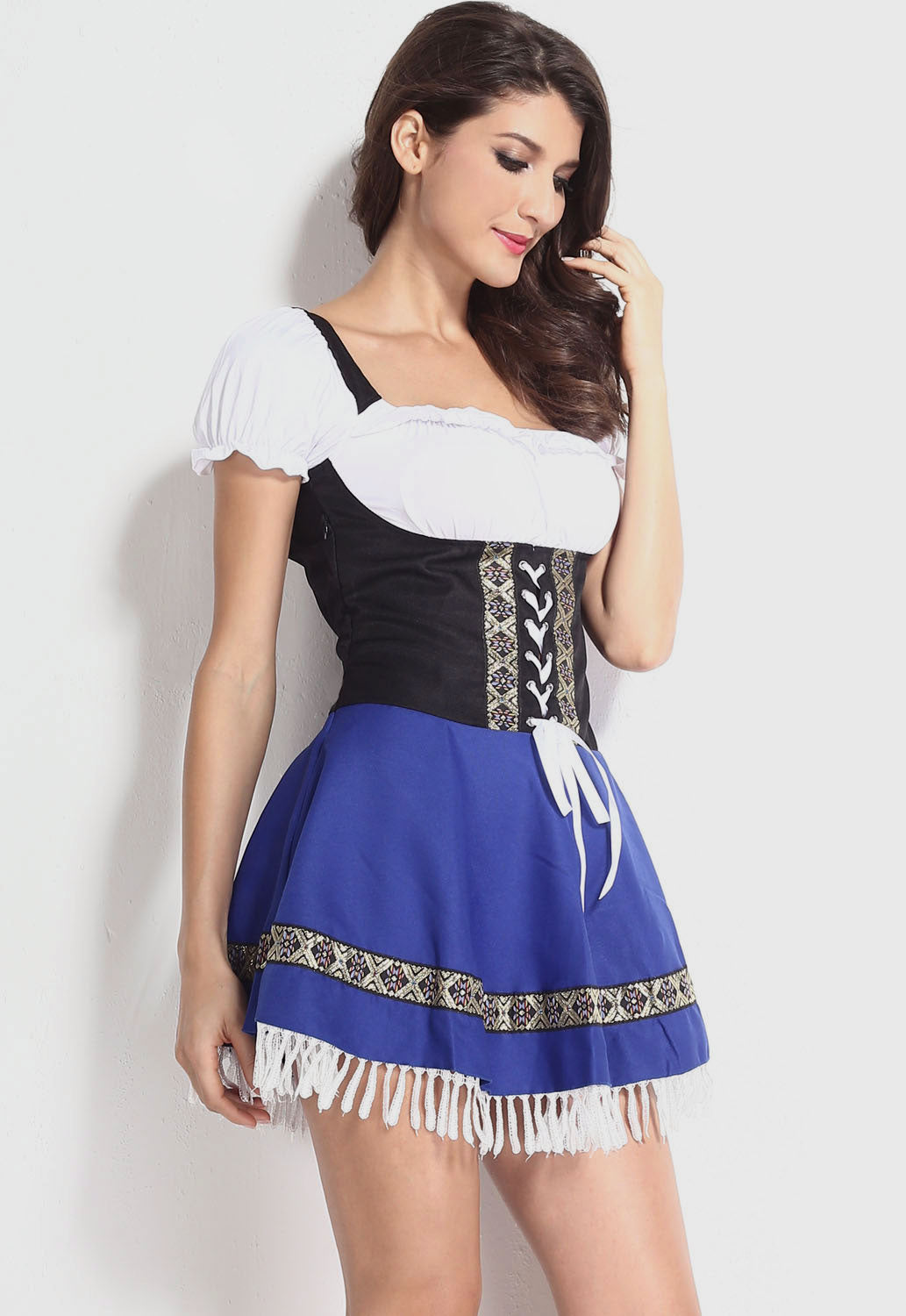 Buy Women Clothing Qatar | Serving Wench Costume