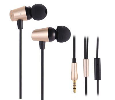 LAPAS RX300 Hifi Music In-Ear Earphones With Mic Support Hands-Free Calls