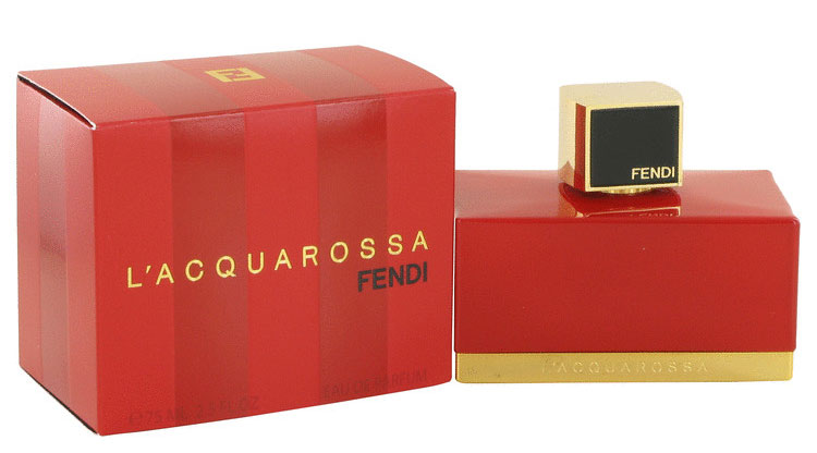 FENDI L'ACQUA ROSSA WOMEN EDP 75ML