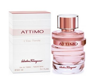 Salvatore Ferragamo Attimo Leau Florale Women EDT 100ml