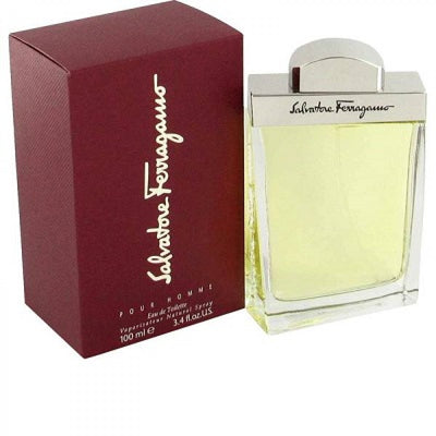 Salvatore Ferragamo Pour Homme Men EDT 100ml