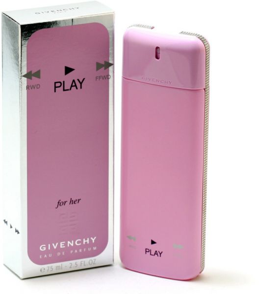 Givenchy Play for Her Women EDP 75ml