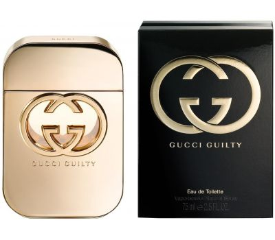 GUCCI GUILTY WOMEN EDT 75ML