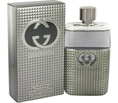 GUCCI GUILTY STUD LIMITED EDITION MEN EDT 90ML