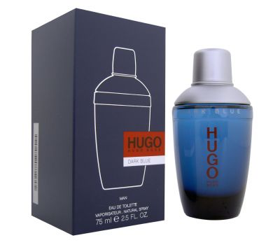 HUGO BOSS DARK BLUE MEN EDT 75ML