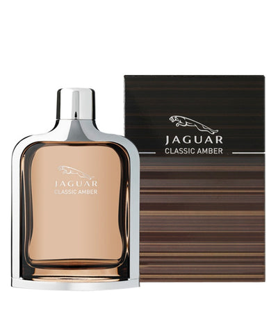 JAGUAR CLASSIC AMBER MEN EDT 100ML
